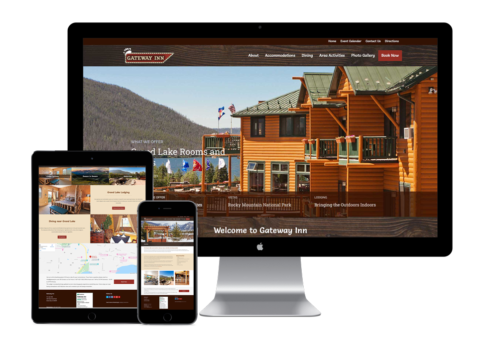 Responsive Website Design for Hotels